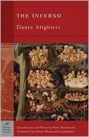 The Inferno (Barnes & Noble Classics Series) by Dante Alighieri: Book Cover