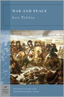 War and Peace (Barnes & Noble Classics Series) by Leo Tolstoy: Book Cover