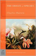 Origin of Species (Barnes & Noble Classics Series) by Charles Darwin: Book Cover