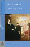 Little Women (Barnes & Noble Classics Series) by Louisa May Alcott: Book Cover