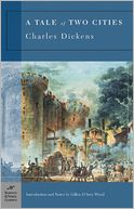 A Tale of Two Cities (Barnes & Noble Classics Series) by Charles Dickens: Book Cover