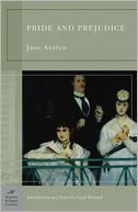 Pride and Prejudice (Barnes & Noble Classics Series) by Jane Austen: Book Cover