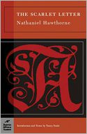 The Scarlet Letter (Barnes & Noble Classics Series) by Nathaniel Hawthorne: Book Cover