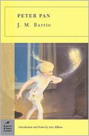 Peter Pan (Barnes &amp; Noble Classics Series) by J. M. Barrie: Book Cover