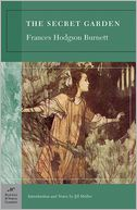 The Secret Garden (Barnes & Noble Classics Series) by Frances Hodgson Burnett: Book Cover
