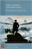 Thus Spoke Zarathustra (Barnes &amp; Noble Classics Series) by Friedrich Nietzsche: Book Cover