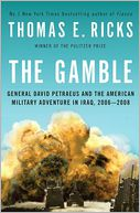The Gamble by Thomas E. Ricks: Book Cover