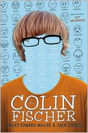Colin Fischer by Ashley Edward Miller: Book Cover