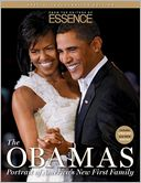 The Obamas by Essence Magazine Editors: Book Cover