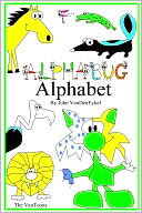 Alpha-Bugs Alphabet by John VanDenEykel: NOOK Book Cover