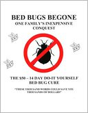 Bed Bugs Begone by Kevin Ryan: NOOK Book Cover