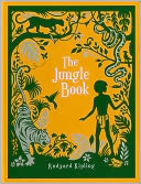 The Jungle Book (PagePerfect NOOK Book) by Rudyard Kipling: NOOK Book Cover