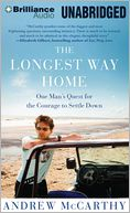 Longest Way Home, The by Andrew McCarthy: Audiobook Cover