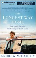 Longest Way Home, The by Andrew McCarthy: CD Audiobook Cover
