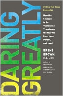 Daring Greatly by Brene Brown: Book Cover