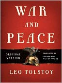 War & Peace by Leo Tolstoy: NOOK Book Cover