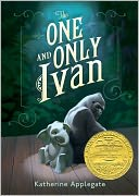 The One and Only Ivan by Katherine Applegate: Book Cover