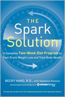 The Spark Solution by Becky Hand: Book Cover