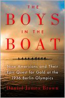 The Boys in the Boat by Daniel James Brown: Book Cover