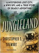 Jungleland by Christopher S. Stewart: Audio Book Cover