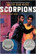 Scorpions by Walter Dean Myers: Book Cover
