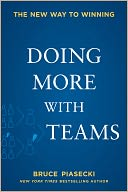 Doing More with Teams by Bruce Piasecki: NOOK Book Cover
