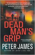 Dead Man's Grip (Roy Grace Series #7) by Peter James: Book Cover
