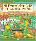 Franklin's Thanksgiving by Paulette Bourgeois: NOOK Kids Read to Me Cover