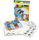 Window Marker Stencil Art Set by Crayola: Product Image