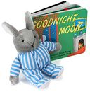 Goodnight Moon (Board Book and Bunny) by Margaret Wise Brown: Book Cover