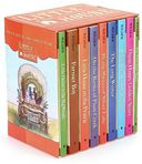 Little House (9-Book Boxed Set) by Laura Ingalls Wilder: Book Cover