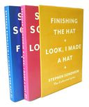 Hat Box by Stephen Sondheim: Book Cover