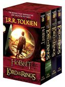 J.R.R. Tolkien 4-Book Boxed Set by J. R. R. Tolkien: Book Cover