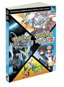 Pokemon Black Version 2 & Pokemon White Version 2 Scenario Guide by Pokemon Company International: Book Cover