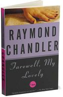 Farewell, My Lovely by Raymond Chandler: Book Cover