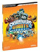 Skylanders Giants Official Strategy Guide by BradyGames: Book Cover