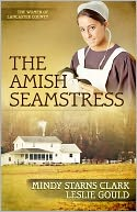 The Amish Seamstress by Mindy Starns Clark: Book Cover