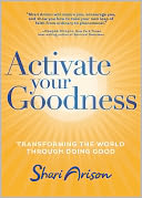 Activate Your Goodness by Shari Arison: NOOK Book Cover