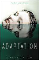 Adaptation by Malinda Lo: Book Cover