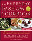 The Everyday DASH Cookbook by Marla Heller: Book Cover