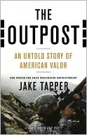The Outpost by Jake Tapper: Book Cover