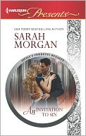 An Invitation to Sin (Harlequin Presents Series #3146) by Sarah Morgan: NOOK Book Cover