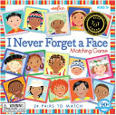 I Never Forget a Face Matching Game by eeBoo: Product Image