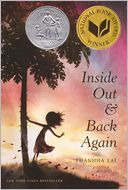 Inside Out and Back Again (Turtleback School & Library Binding Edition) by Thanhha Lai: Book Cover