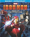 Iron Man: Rise of Technovore with Hiroshi Hamasaki