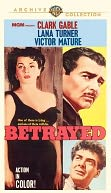 Betrayed with Clark Gable