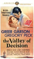 Valley Of Decision with Greer Garson