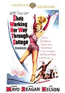 She's Working Her Way through College with Virginia Mayo
