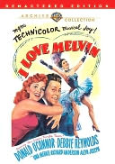 I Love Melvin with Donald O'Connor