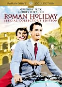 Roman Holiday with Audrey Hepburn